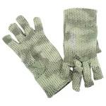 Ultra-Wool Core 3-Finger Liner - Hex Camo Loden