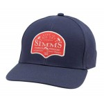 Big Sky Country Cap - Admiral Blue
