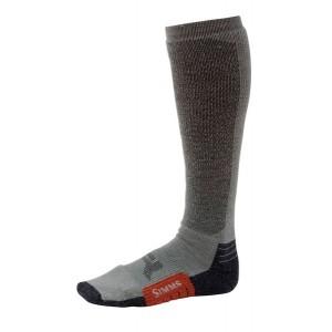 Simms Guide Midweight OTC Sock - Gunmetal M