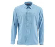 Simms Intruder BiComp Shirt - Faded Denim
