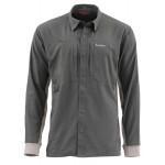 Simms Intruder BiComp Shirt - Slate