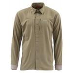 Simms Intruder BiComp Shirt - Tan
