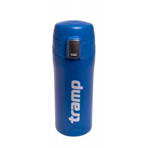 Термос Tramp Snap 0.35 TRC-106-blue